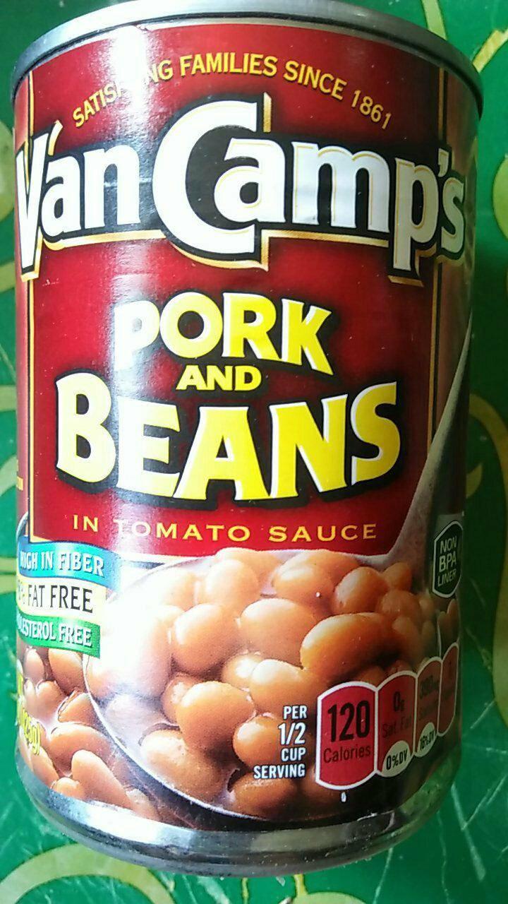 e38670fd574a9e Van camps pork   beans 15oz - Mike s Imported English Goods